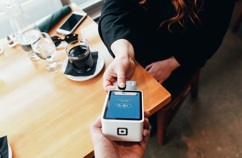 Tableside Mobile POS Payments